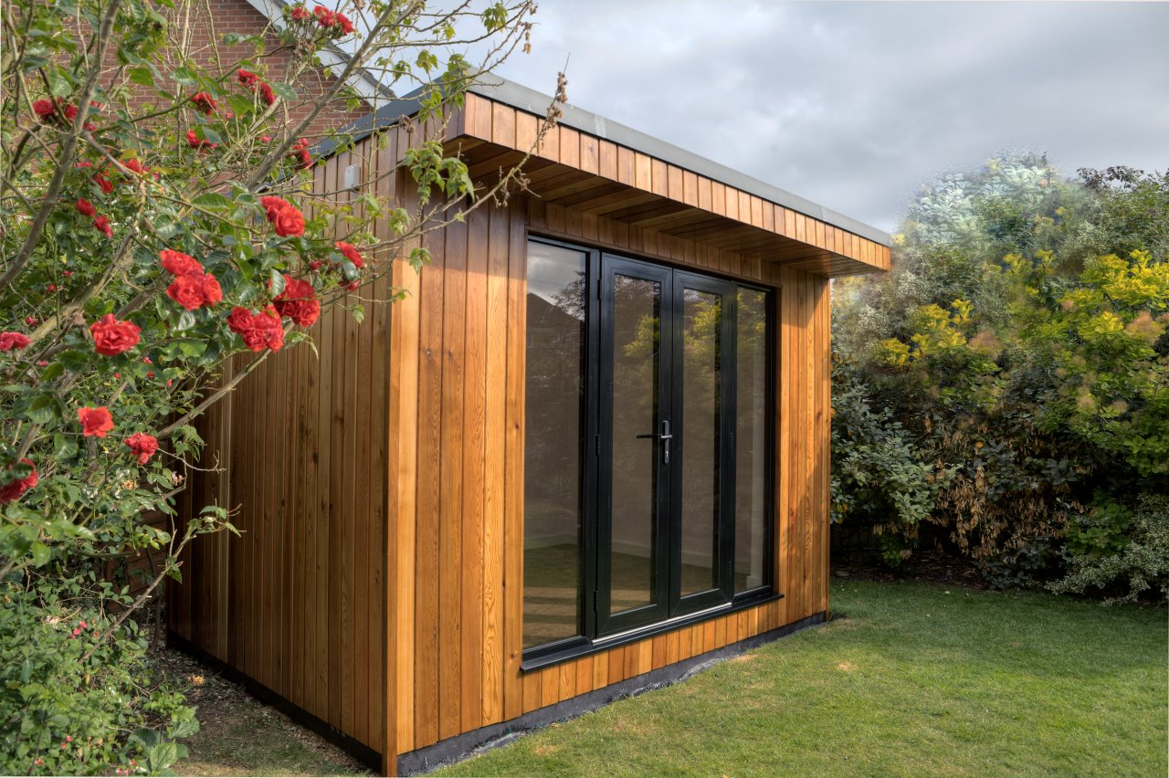 Garden studio s ajg home improvements ltd for Garden room definition